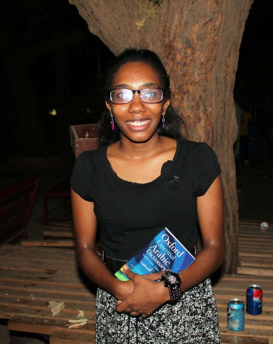 Sudanese Girl gets UWC scholarship in India