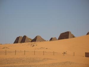 Pyramids of Bajrawiya