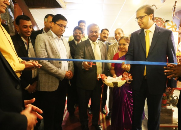 1) Ambassador of India H.E. Mr. Amrit Lugun inaugurating the Business Meeting