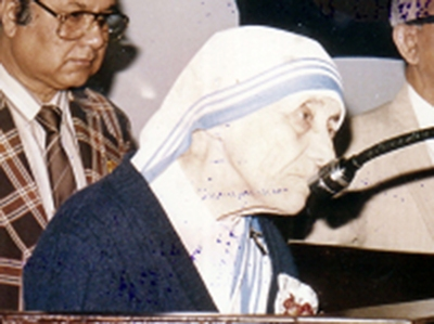 Mother TeresaNatGeo